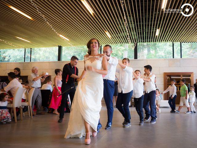 La boda de Rubén y Noelia en Nigran, Pontevedra 78