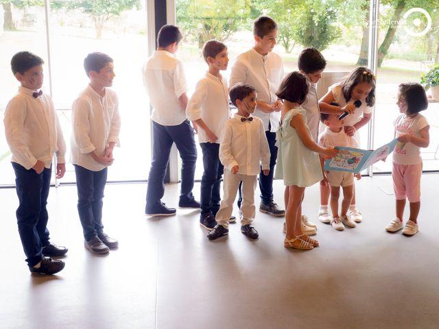 La boda de Rubén y Noelia en Nigran, Pontevedra 79
