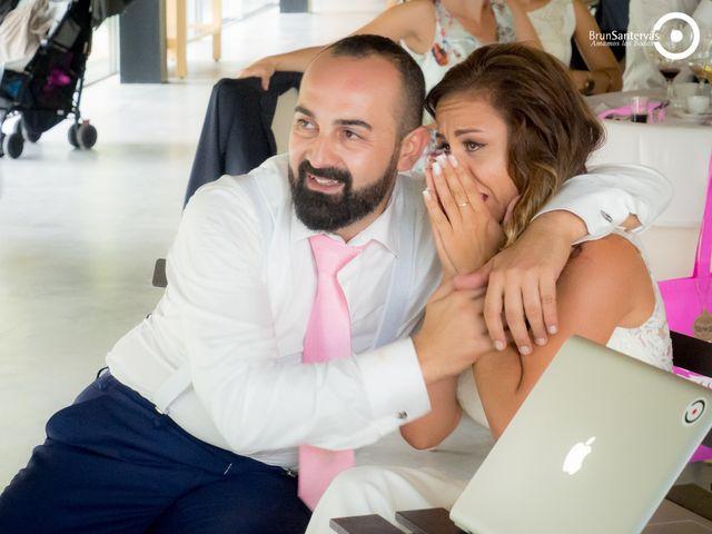 La boda de Rubén y Noelia en Nigran, Pontevedra 90