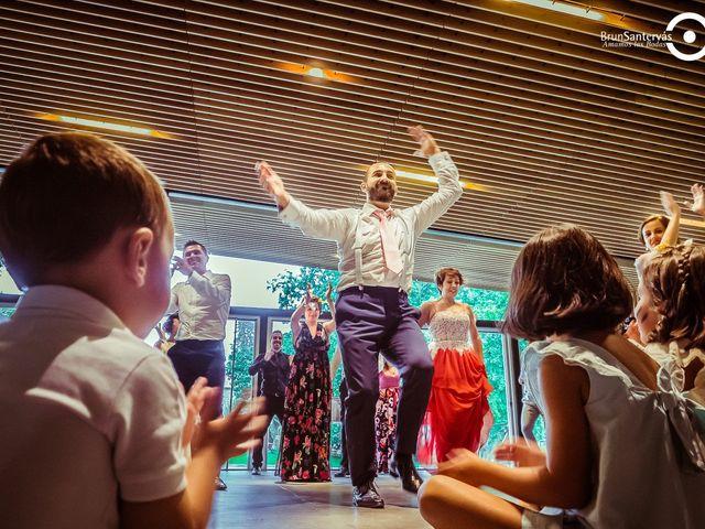 La boda de Rubén y Noelia en Nigran, Pontevedra 92