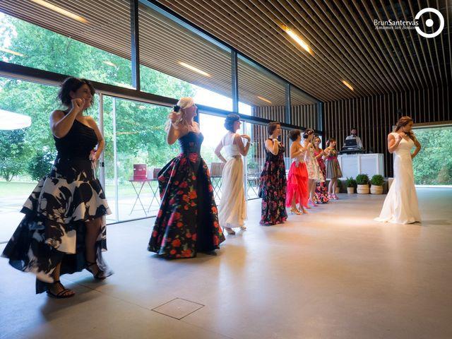 La boda de Rubén y Noelia en Nigran, Pontevedra 94