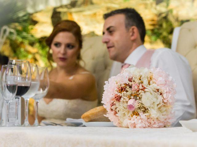 La boda de Miriam y Ángel