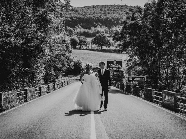La boda de Julén y Nahiara en Urnieta, Guipúzcoa 17