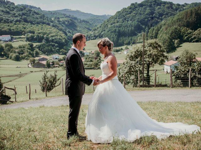 La boda de Julén y Nahiara en Urnieta, Guipúzcoa 18