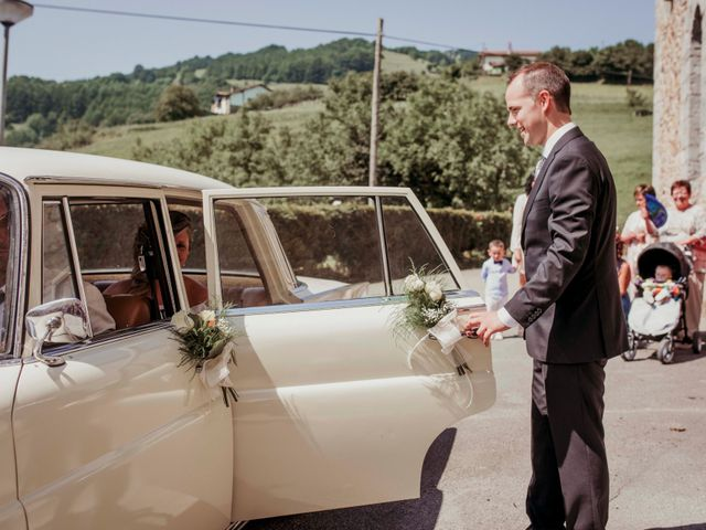 La boda de Julén y Nahiara en Urnieta, Guipúzcoa 25