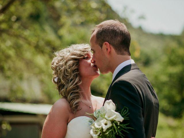 La boda de Nahiara y Julén