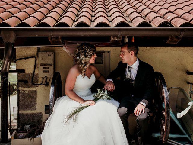 La boda de Julén y Nahiara en Urnieta, Guipúzcoa 47