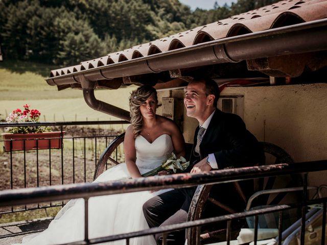 La boda de Julén y Nahiara en Urnieta, Guipúzcoa 53