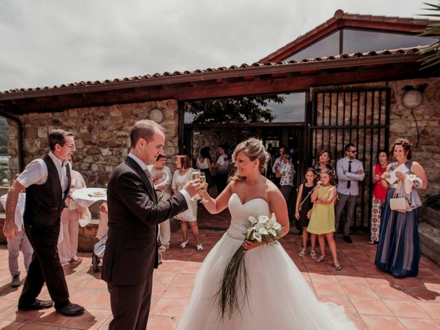 La boda de Julén y Nahiara en Urnieta, Guipúzcoa 54