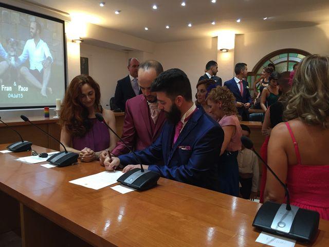 La boda de Paco y Fran en Los Barrios, Cádiz 4