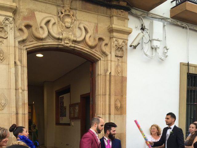 La boda de Paco y Fran en Los Barrios, Cádiz 7