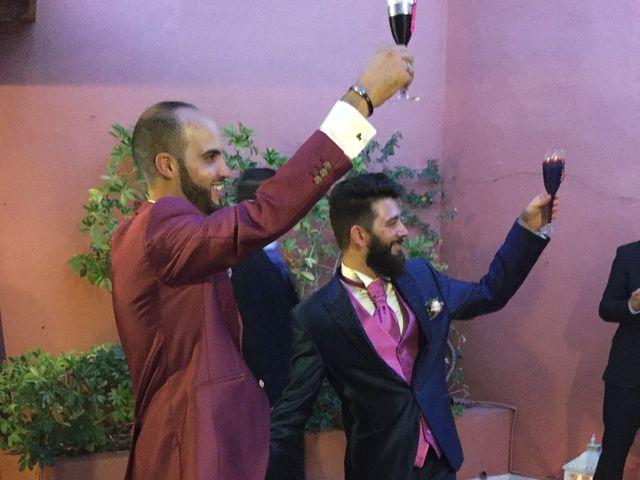 La boda de Paco y Fran en Los Barrios, Cádiz 13
