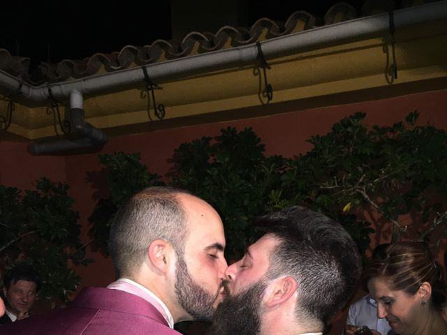 La boda de Paco y Fran en Los Barrios, Cádiz 19