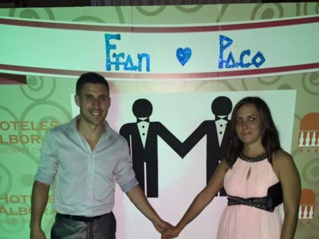 La boda de Paco y Fran en Los Barrios, Cádiz 107