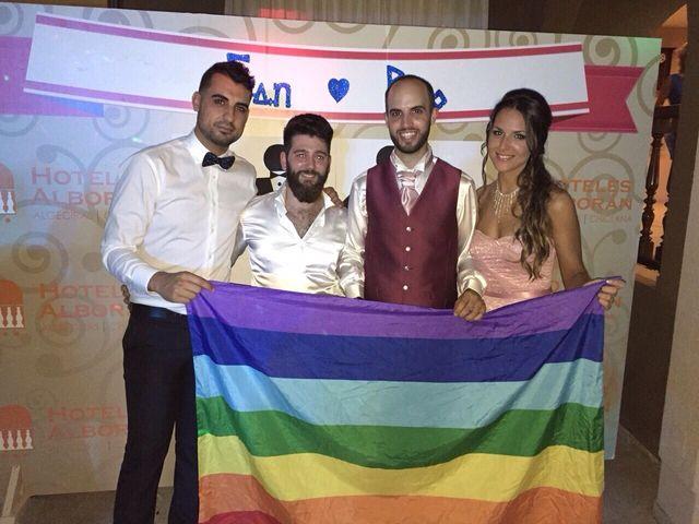 La boda de Paco y Fran en Los Barrios, Cádiz 121