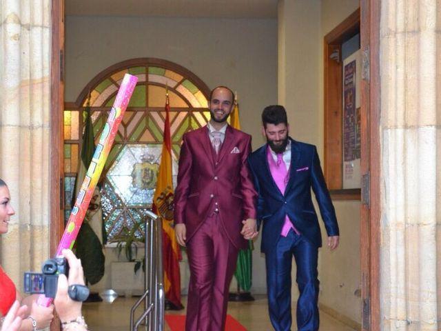 La boda de Paco y Fran en Los Barrios, Cádiz 125