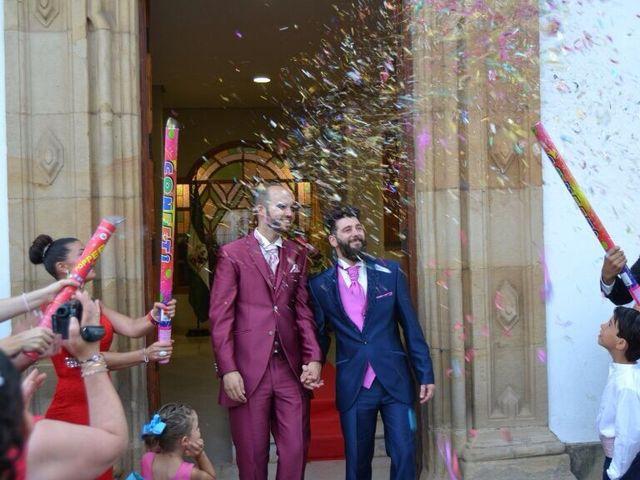 La boda de Paco y Fran en Los Barrios, Cádiz 128