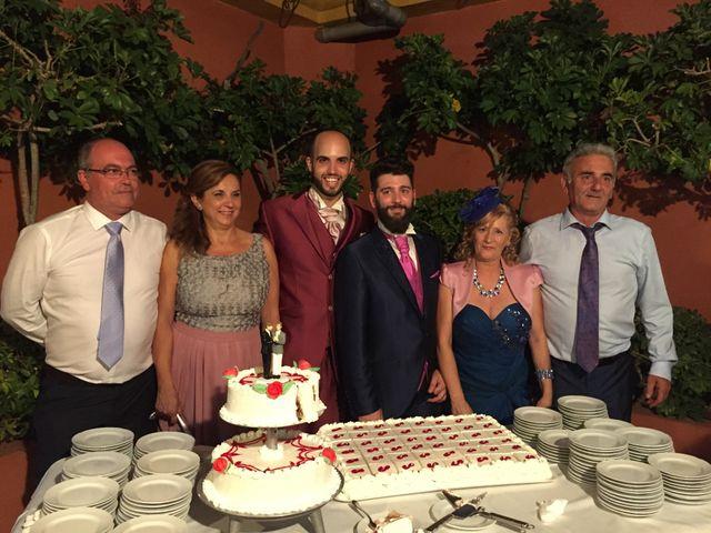 La boda de Paco y Fran en Los Barrios, Cádiz 131