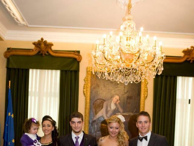 La boda de Jonathan  y Inés en Gijón, Asturias 5