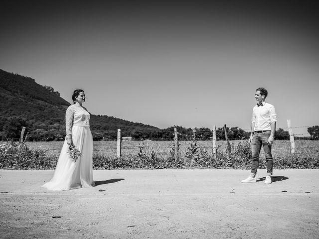 La boda de Josu y Irati en Echarri Aranaz/etxarri Aranatz, Navarra 7