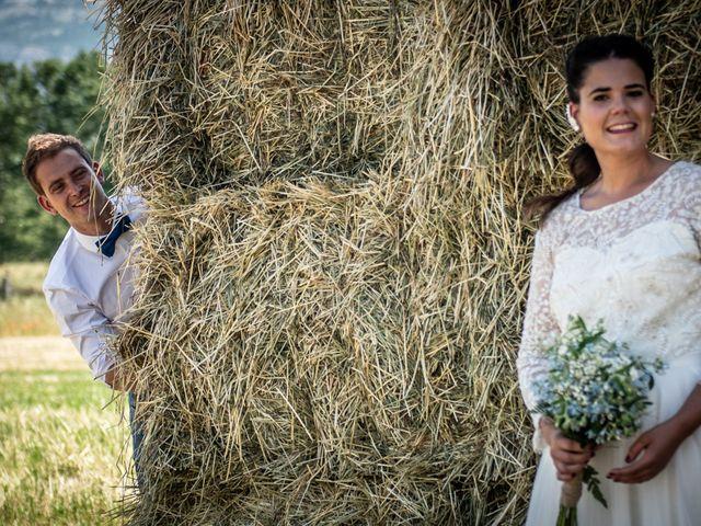 La boda de Josu y Irati en Echarri Aranaz/etxarri Aranatz, Navarra 11