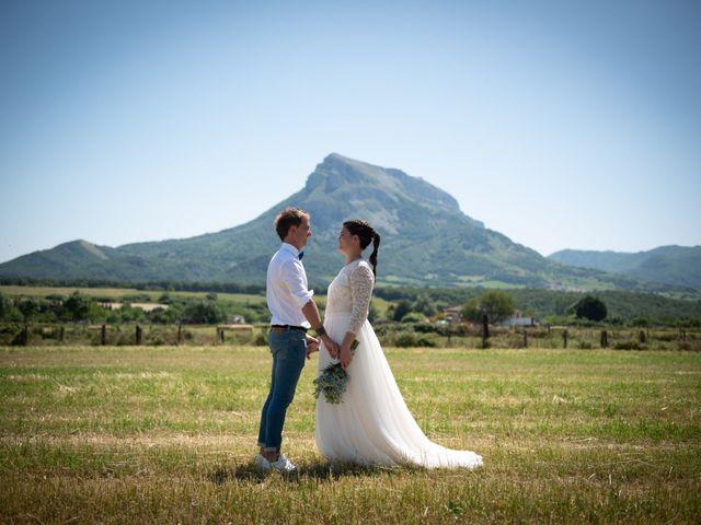 La boda de Josu y Irati en Echarri Aranaz/etxarri Aranatz, Navarra 12
