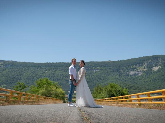 La boda de Josu y Irati en Echarri Aranaz/etxarri Aranatz, Navarra 14