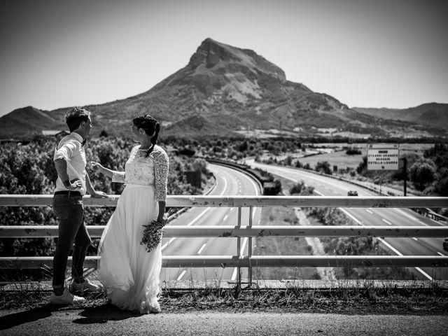 La boda de Josu y Irati en Echarri Aranaz/etxarri Aranatz, Navarra 16
