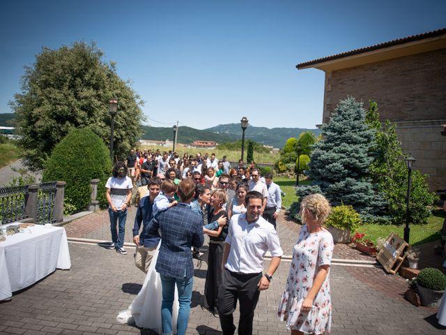 La boda de Josu y Irati en Echarri Aranaz/etxarri Aranatz, Navarra 19