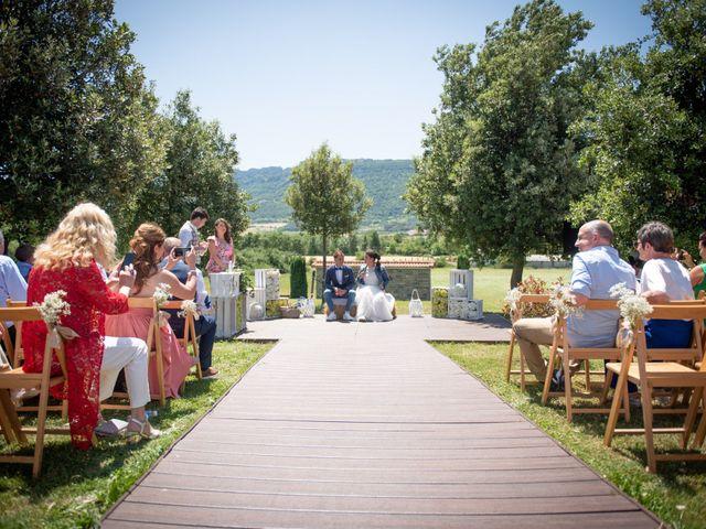 La boda de Josu y Irati en Echarri Aranaz/etxarri Aranatz, Navarra 21