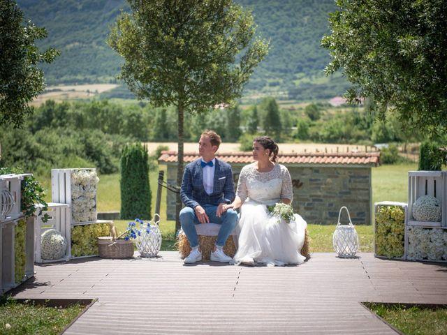 La boda de Josu y Irati en Echarri Aranaz/etxarri Aranatz, Navarra 22