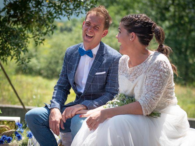 La boda de Josu y Irati en Echarri Aranaz/etxarri Aranatz, Navarra 24