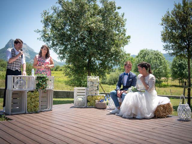 La boda de Josu y Irati en Echarri Aranaz/etxarri Aranatz, Navarra 25
