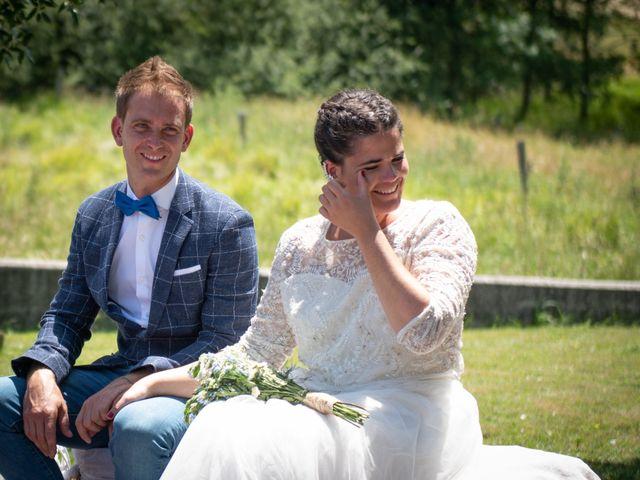 La boda de Josu y Irati en Echarri Aranaz/etxarri Aranatz, Navarra 26