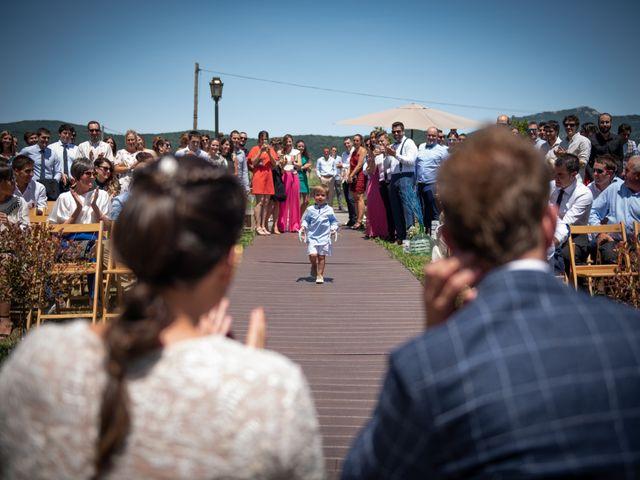 La boda de Josu y Irati en Echarri Aranaz/etxarri Aranatz, Navarra 28