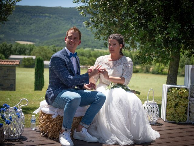 La boda de Josu y Irati en Echarri Aranaz/etxarri Aranatz, Navarra 29