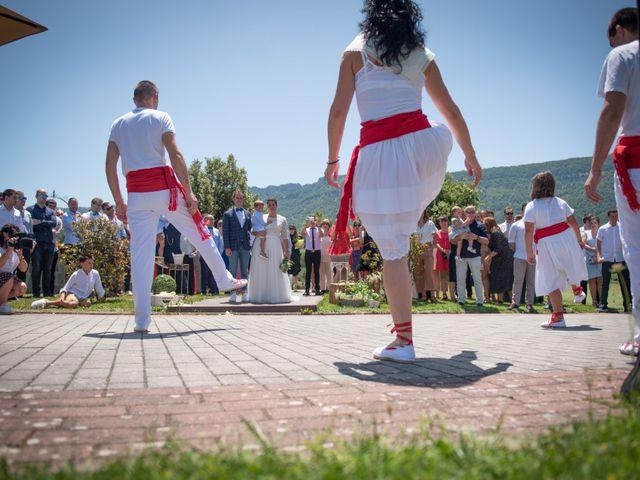 La boda de Josu y Irati en Echarri Aranaz/etxarri Aranatz, Navarra 30