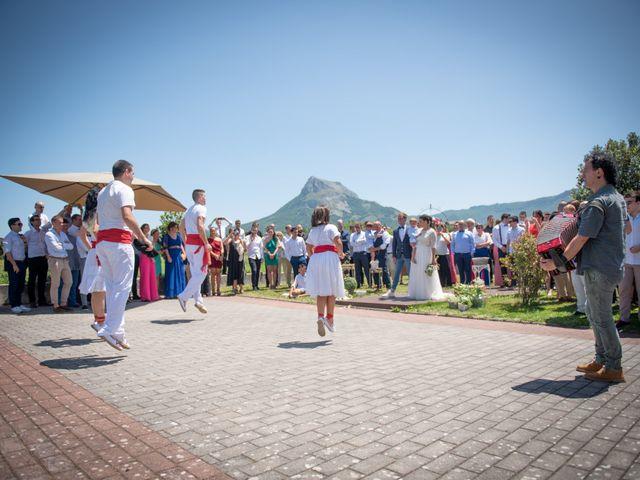 La boda de Josu y Irati en Echarri Aranaz/etxarri Aranatz, Navarra 32