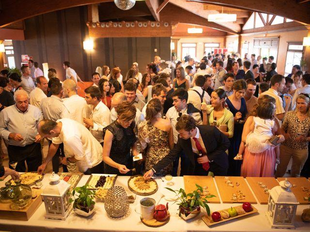 La boda de Josu y Irati en Echarri Aranaz/etxarri Aranatz, Navarra 33