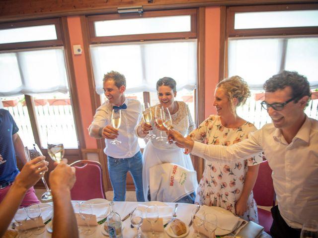 La boda de Josu y Irati en Echarri Aranaz/etxarri Aranatz, Navarra 34