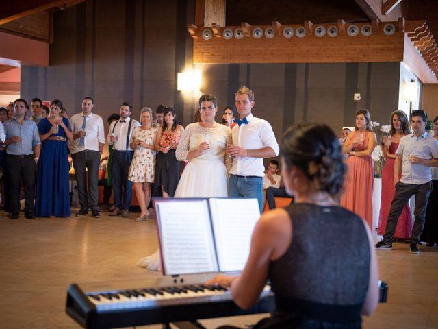 La boda de Josu y Irati en Echarri Aranaz/etxarri Aranatz, Navarra 35