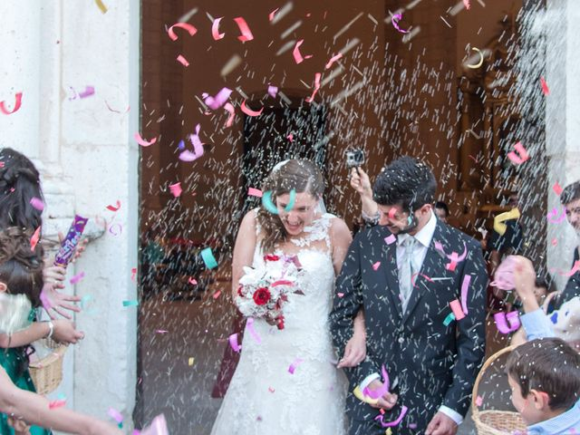 La boda de Antonio y Noelia en Aranjuez, Madrid 10