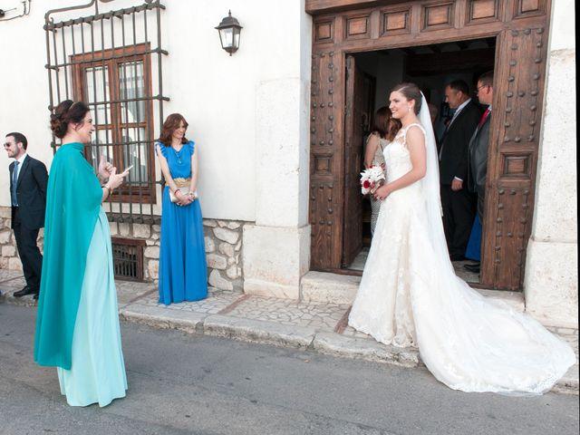 La boda de Antonio y Noelia en Aranjuez, Madrid 20