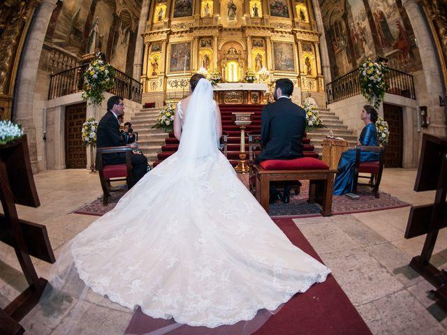 La boda de Antonio y Noelia en Aranjuez, Madrid 1