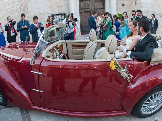 La boda de Antonio y Noelia en Aranjuez, Madrid 32