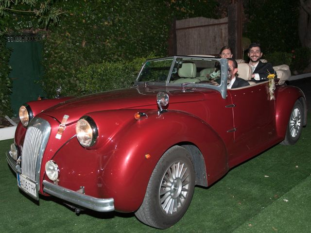 La boda de Antonio y Noelia en Aranjuez, Madrid 33