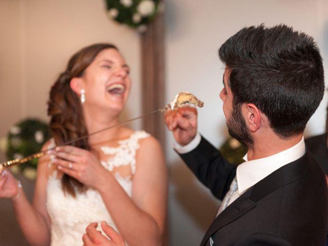 La boda de Antonio y Noelia en Aranjuez, Madrid 2