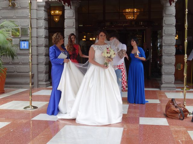 La boda de Ruyman y Judit en Las Palmas De Gran Canaria, Las Palmas 3