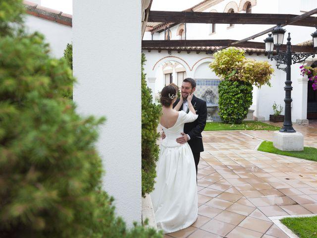 La boda de Javier y Belén en Viloria Del Henar, Valladolid 8