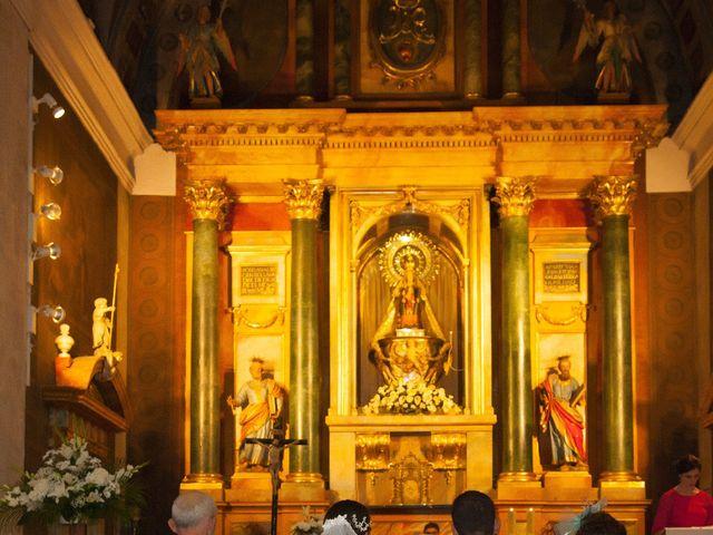 La boda de Javier y Belén en Viloria Del Henar, Valladolid 13
